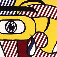Art Rugs by Pop Art Artist Roy Lichtenstein - Nazmiyal