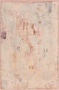 Vintage Scandinavian Paul Klee Modern Art Rug 49757 - Nazmiyal