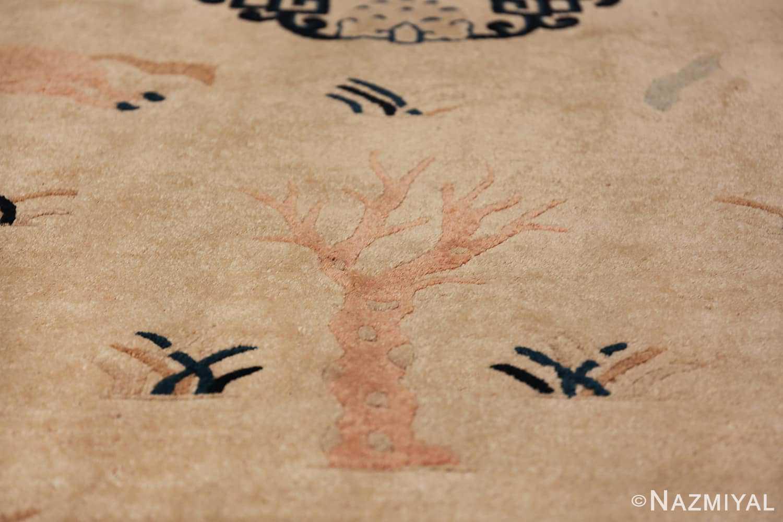 Antique Chinese Rug 49797 soft tree Nazmiyal