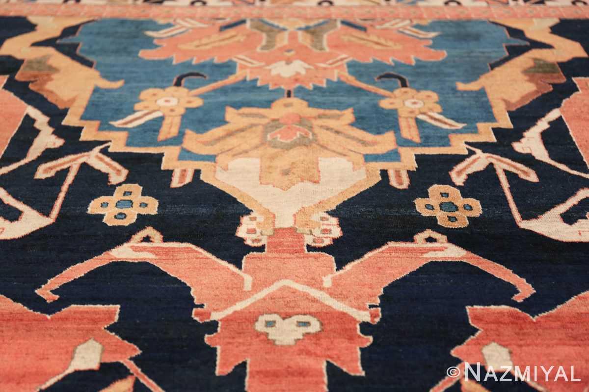 antique petag persian tabriz rug 49750 design Nazmiyal