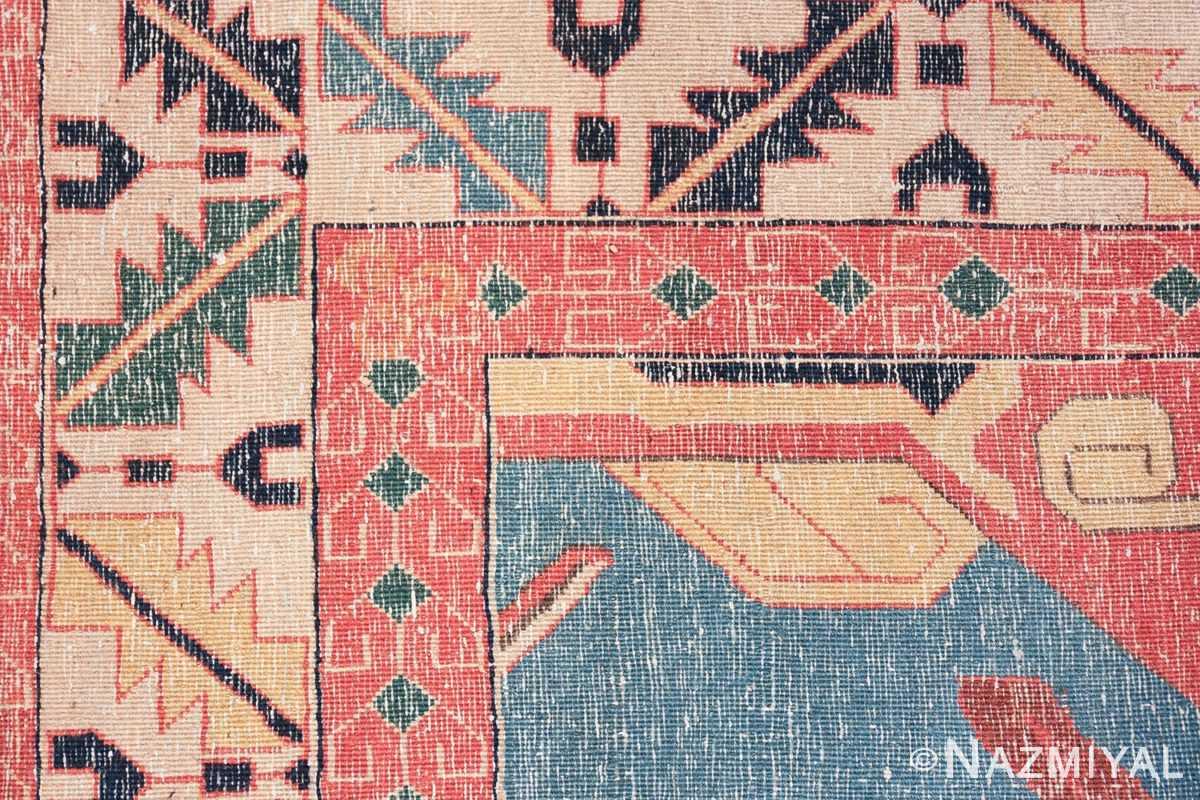 antique petag persian tabriz rug 49750 knots Nazmiyal