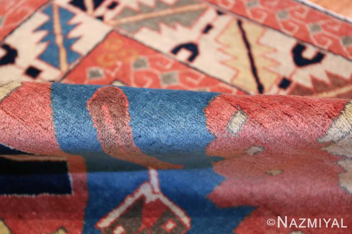 antique petag persian tabriz rug 49750 pile Nazmiyal