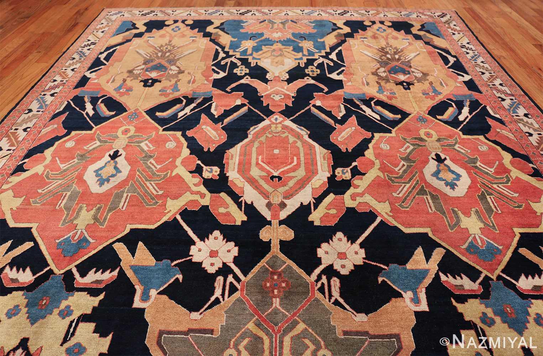 antique petag persian tabriz rug 49750 top Nazmiyal