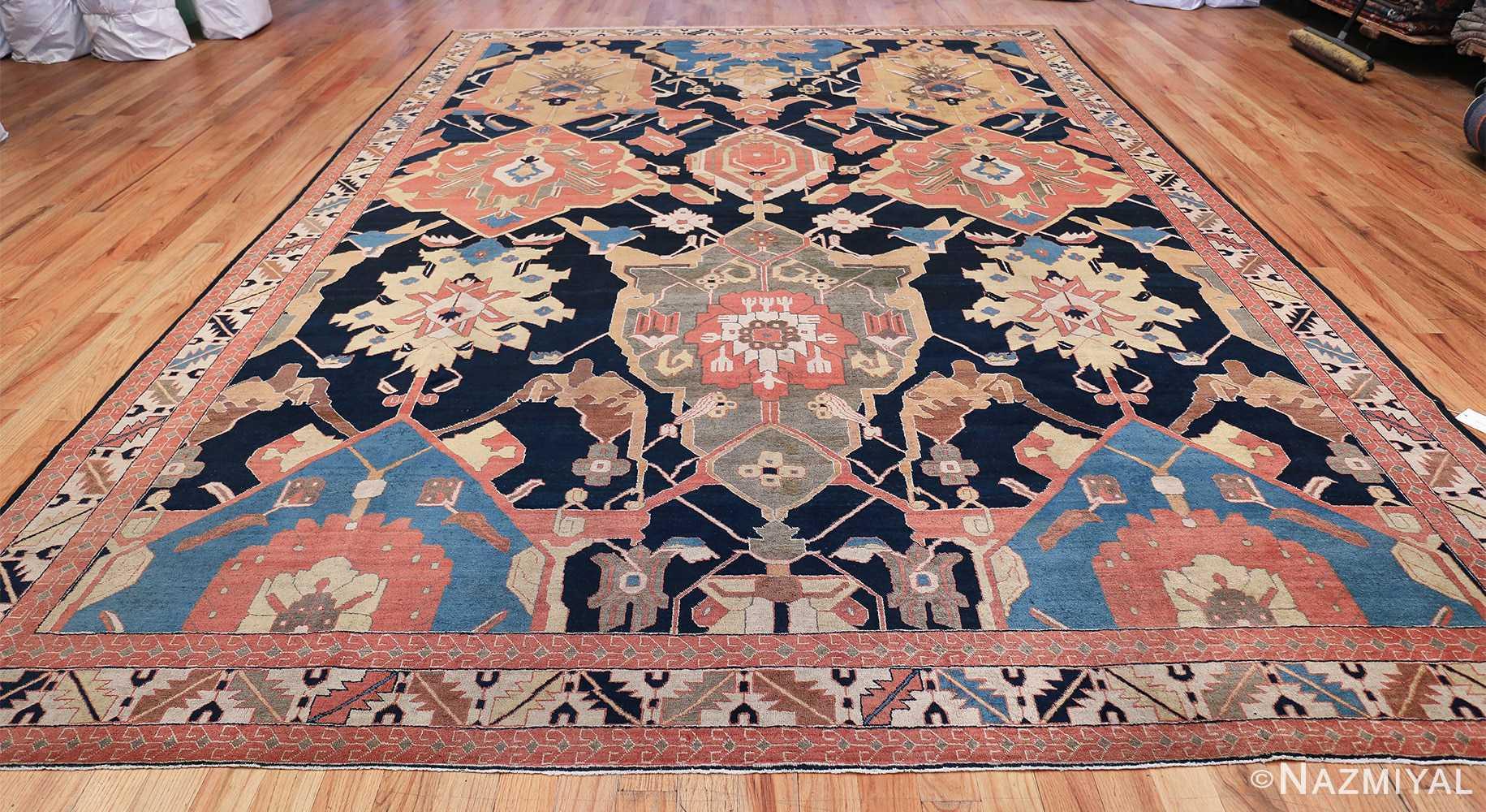 antique petag persian tabriz rug 49750 whole Nazmiyal