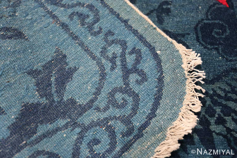 Antique Tiebtan Horse Cover 49794 knots Nazmiyal