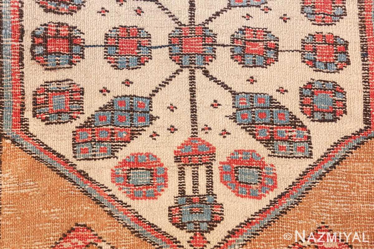 antique tribal persian bakshaish runner rug 49725 knots Nazmiyal