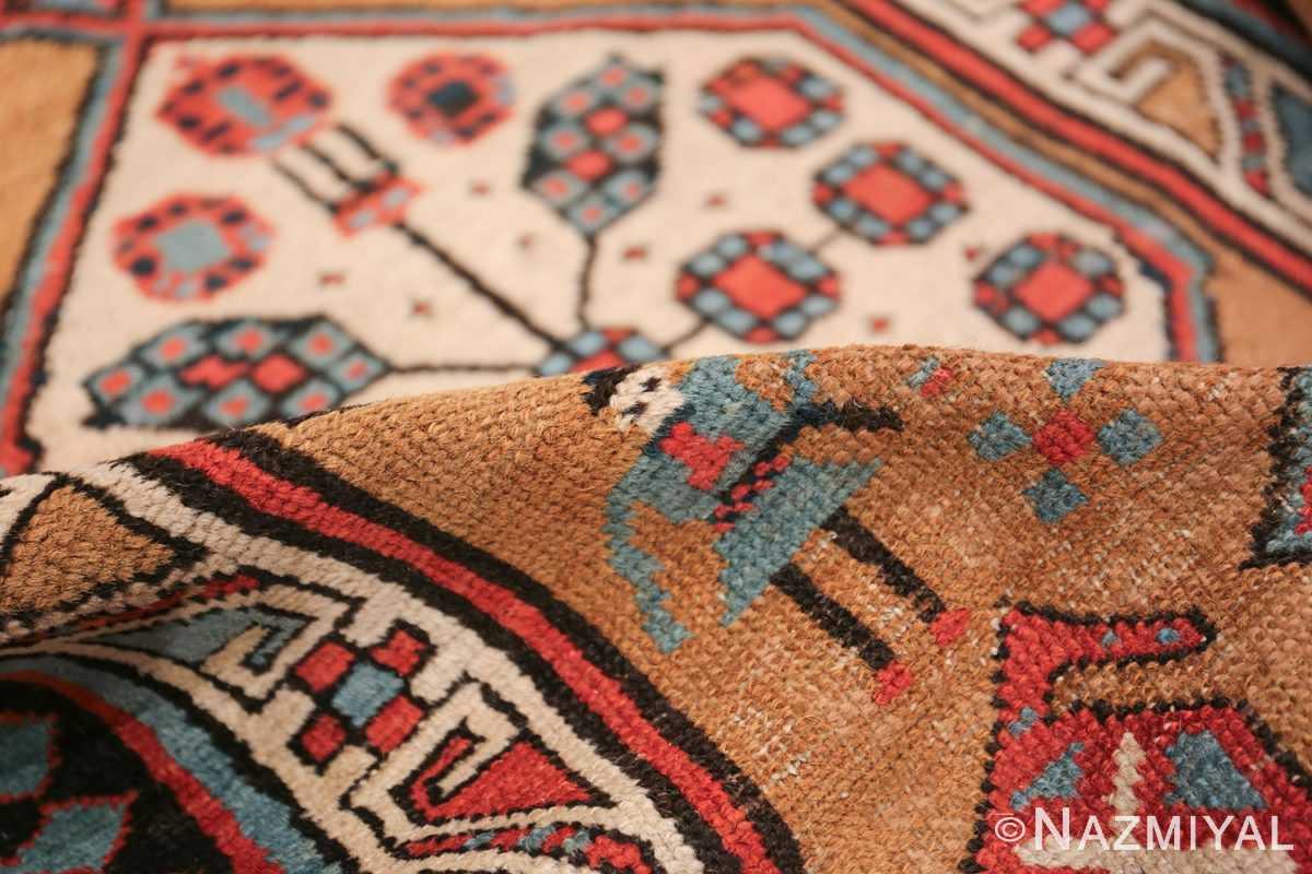 antique tribal persian bakshaish runner rug 49725 pile Nazmiyal
