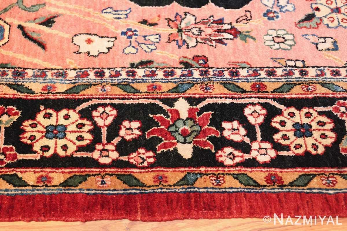large vase design indian agra rug 49770 border Nazmiyal