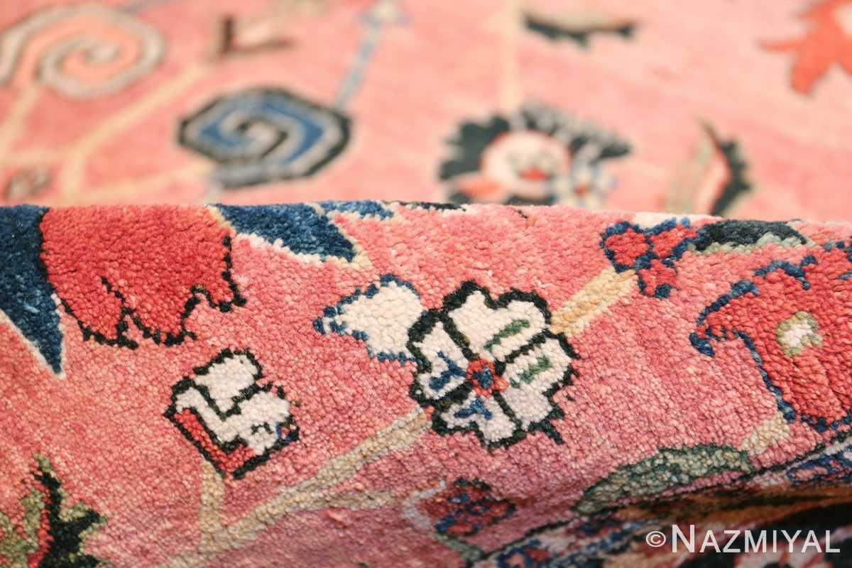 large vase design indian agra rug 49770 pile Nazmiyal