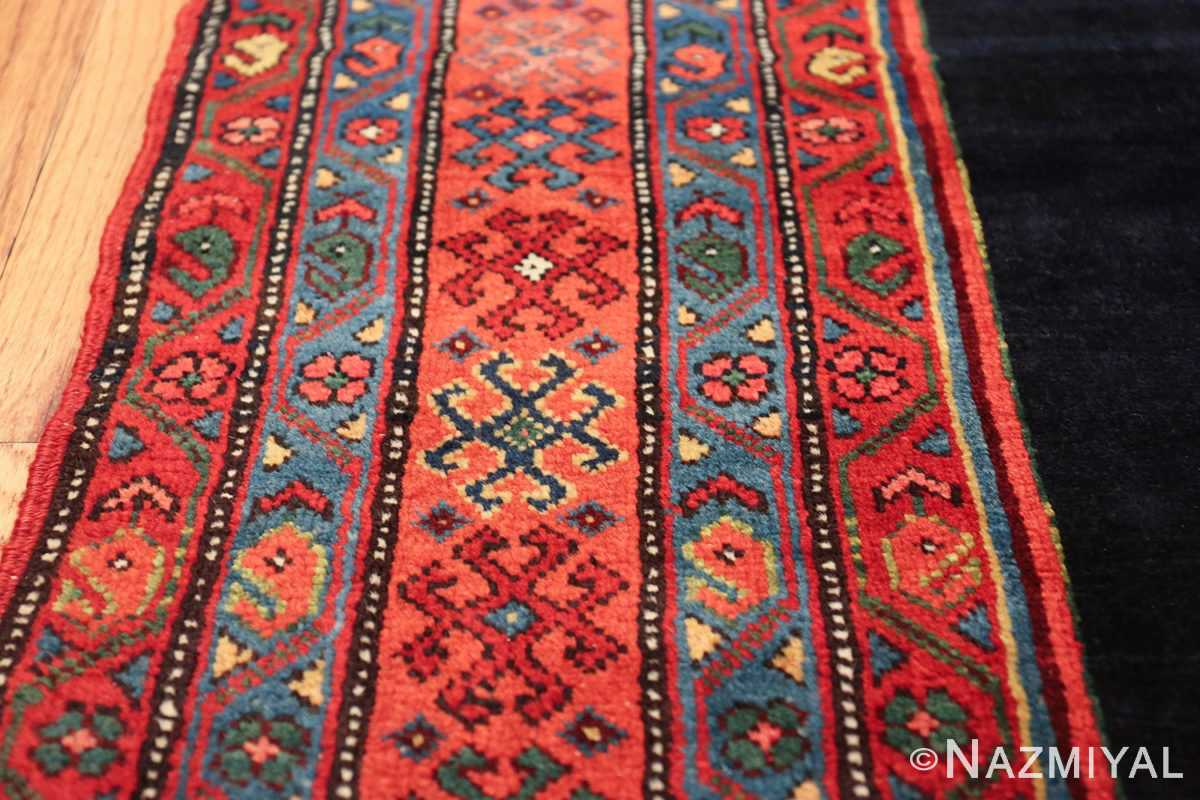 long hallway antique persian farahan rug 49754 border Nazmiyal