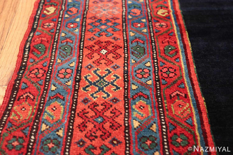 long hallway antique persian farahan rug 49754 border Nazmiyal