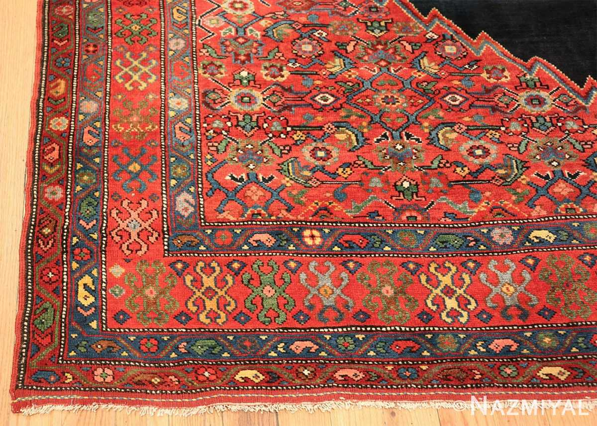 long hallway antique persian farahan rug 49754 corner Nazmiyal