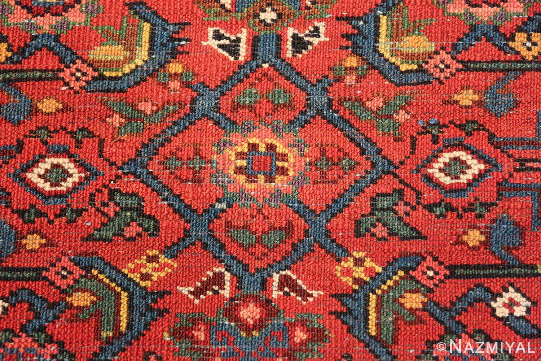 long hallway antique persian farahan rug 49754 knots Nazmiyal