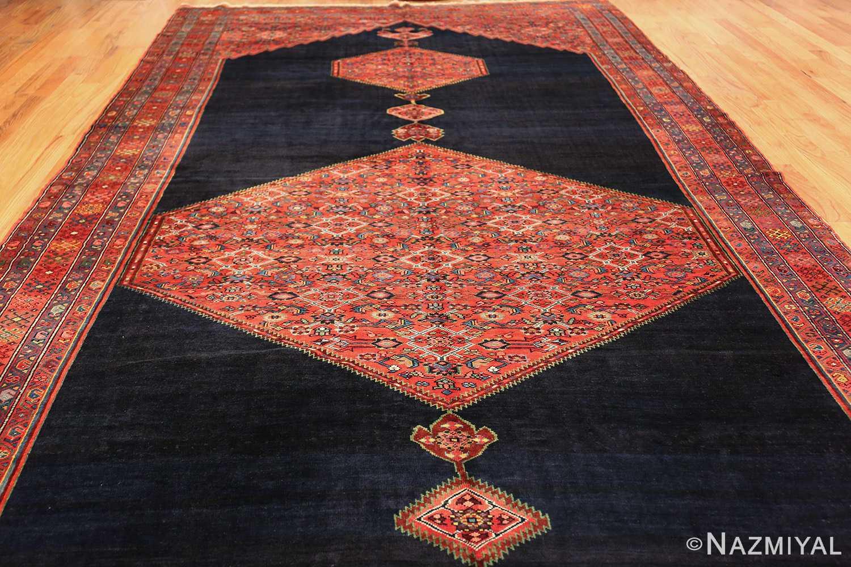 long hallway antique persian farahan rug 49754 top Namziyal