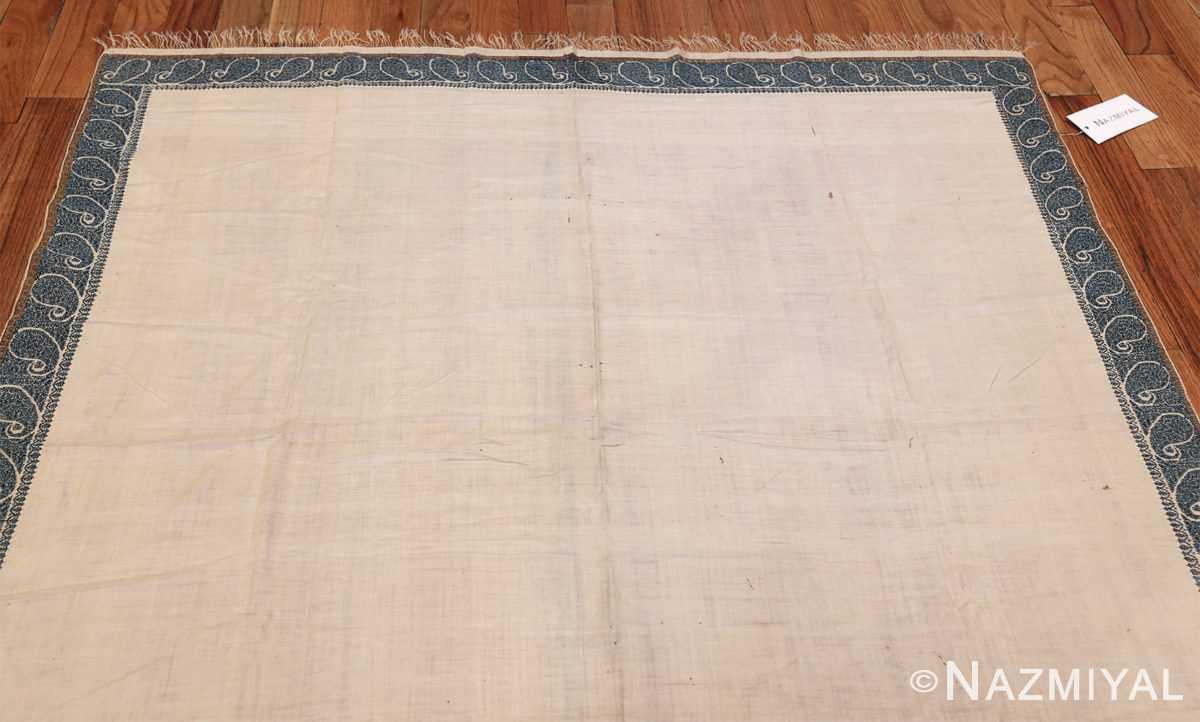 small size antique indian shawl 49781 top Nazmiyal