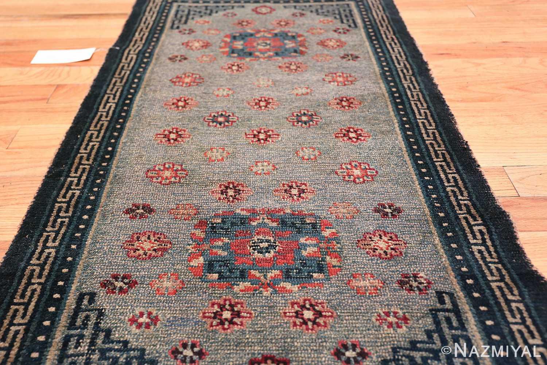 Small Size Antique Tibetan Rug 49796 field Nazmiyal