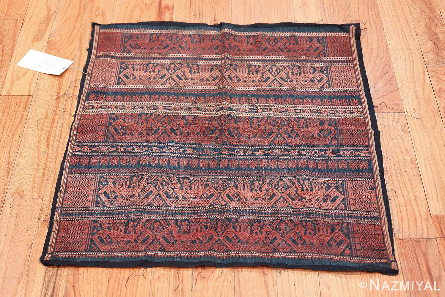 small size antique tribal african textile 49780 whole Nazmiyal