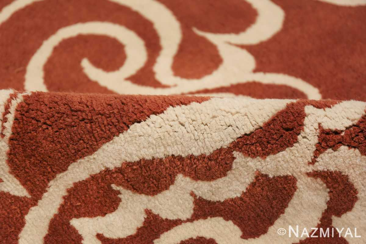 Vintage Arabesques Picasso Rug Commissioned by Marie Cuttoli 49802 top arabesques pile Nazmiyal