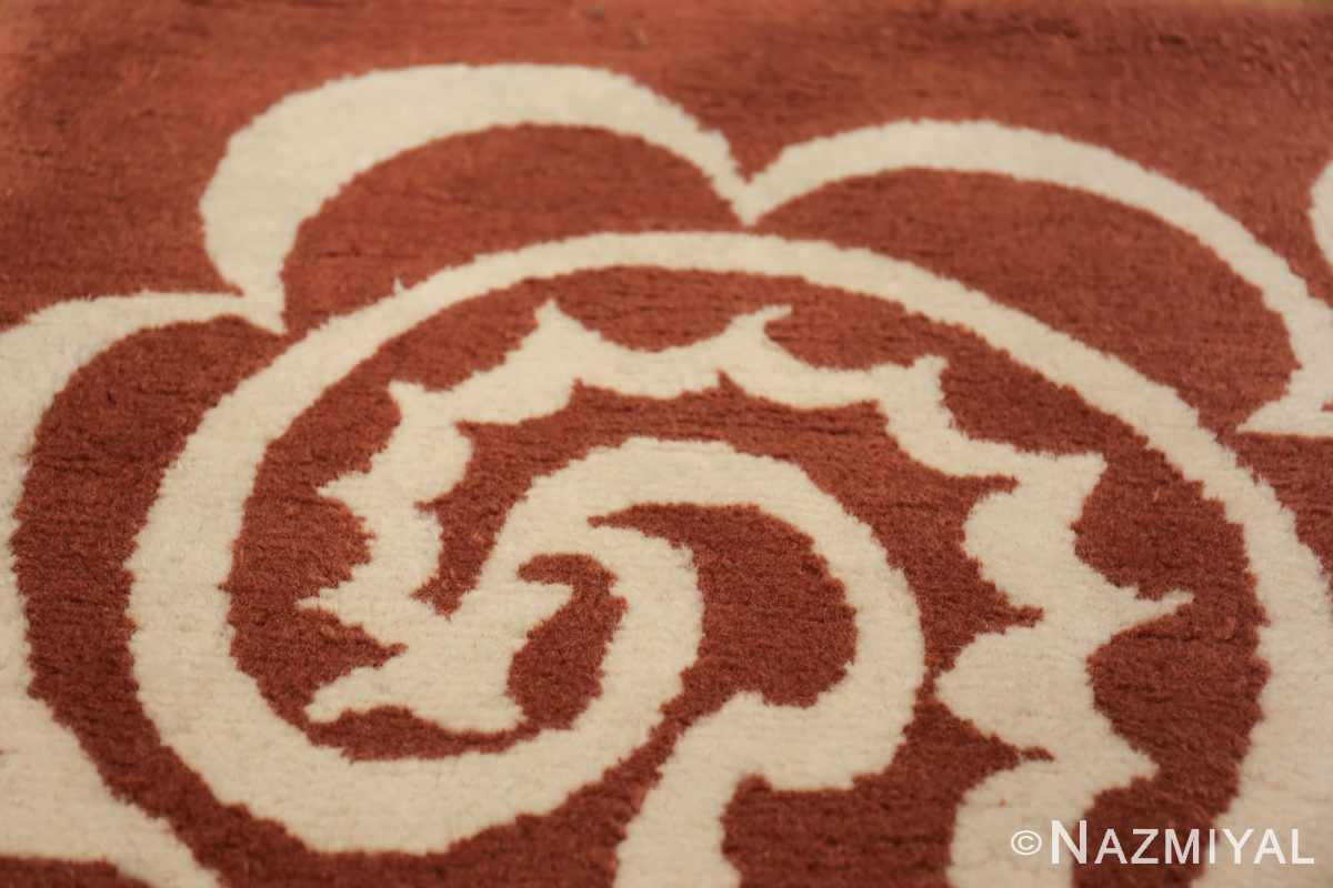 Vintage Arabesques Picasso Rug Commissioned by Marie Cuttoli 49802 texture Nazmiyal