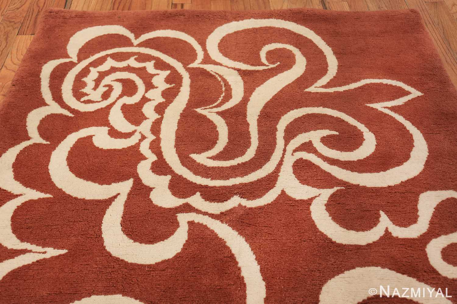 Vintage Arabesques Picasso Rug Commissioned by Marie Cuttoli 49802 top pattern Nazmiyal