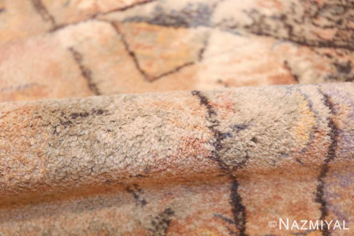 vintage ege art line scandinavian rug by Pablo Picasso 49758 pile Nazmiyal