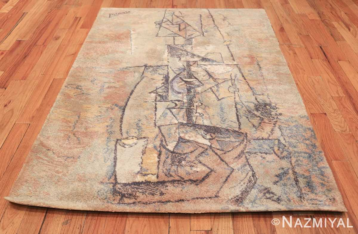vintage ege art line scandinavian rug by Pablo Picasso 49758 whole Nazmiyal