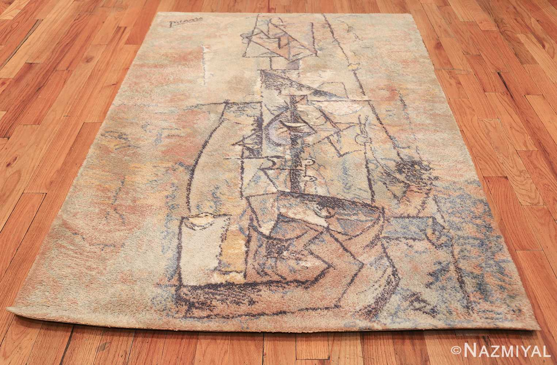 vintage ege art line scandinavian rug by Pablo Picasso 49758 whole Nazmiyal
