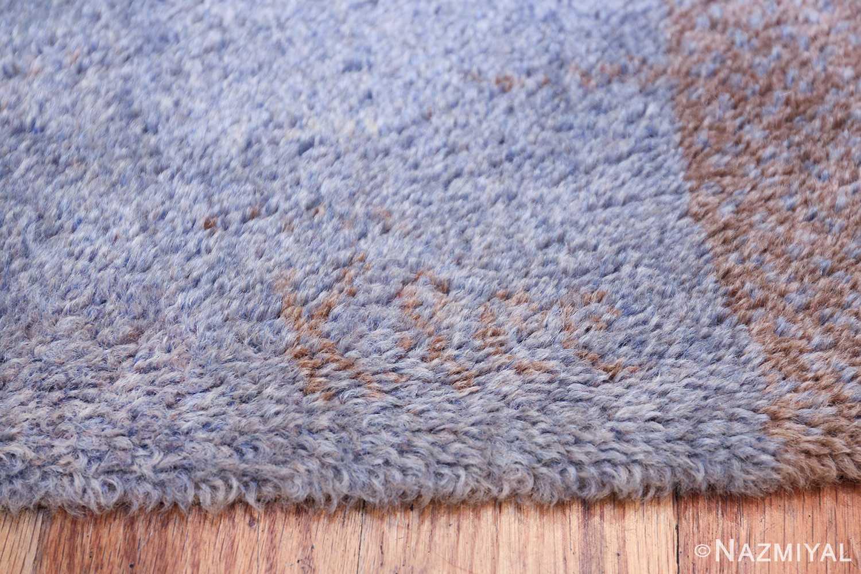 Vintage Paul Klee Arab Song Scandinavian Ege Art Line rug 49785 Klee Nazmiyal