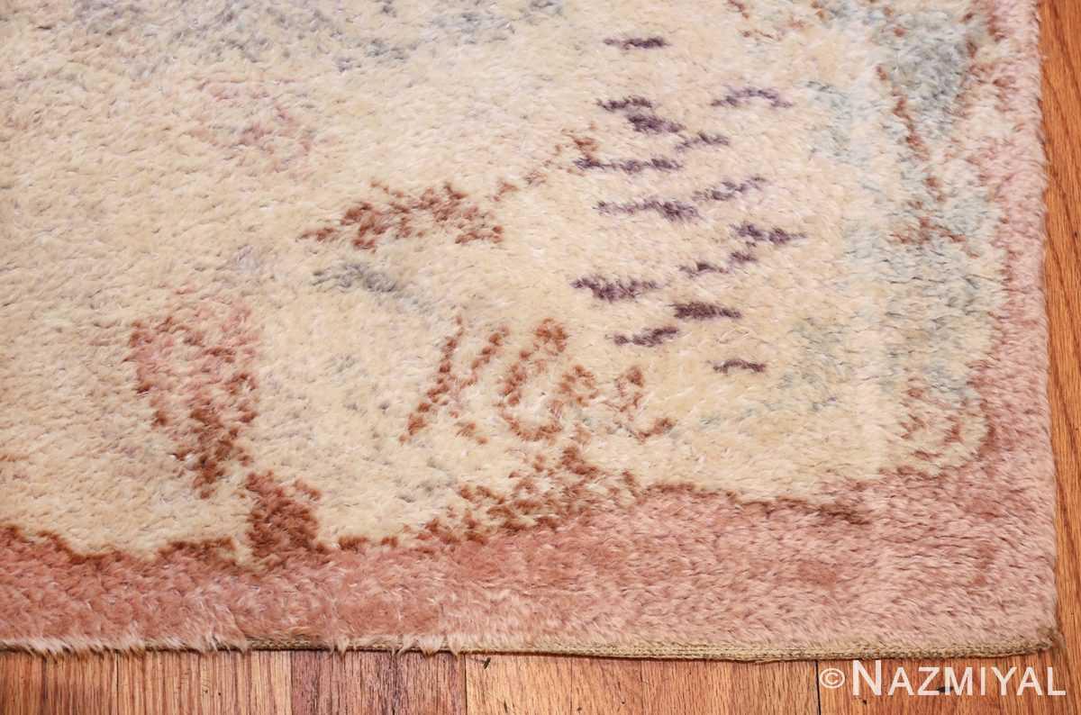 vintage paul klee scandinavian rug 49757 klee Nazmiyal