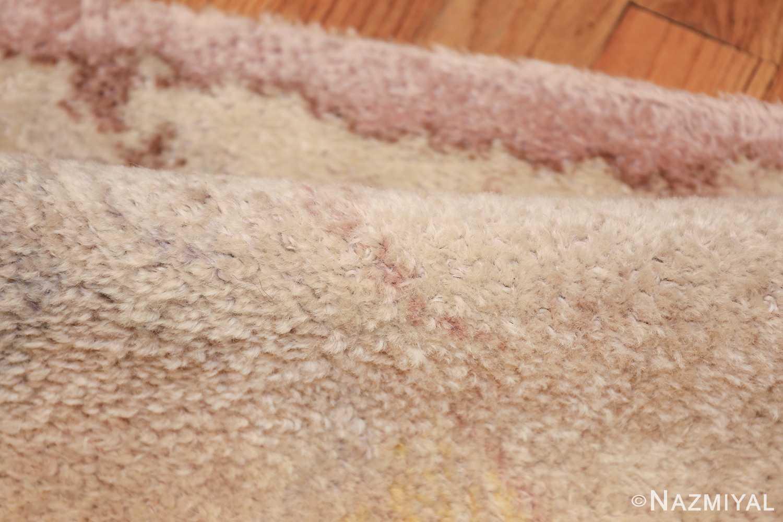 vintage paul klee scandinavian rug 49757 pile Nazmiyal