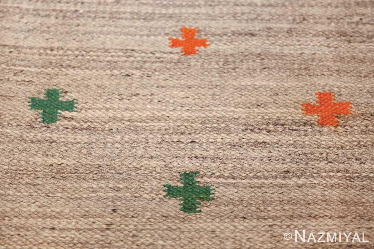 vintage scandinavian swedish rug 49771 texture Nazmiyal