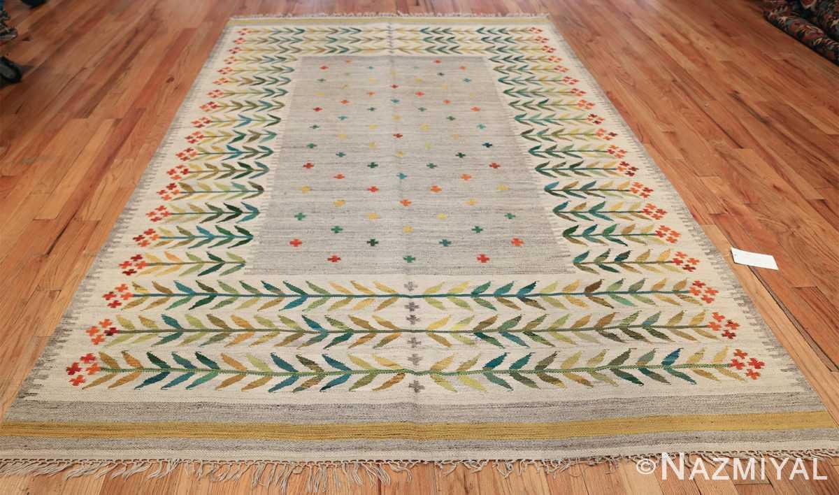 vintage scandinavian swedish rug 49771 whole Nazmiyal