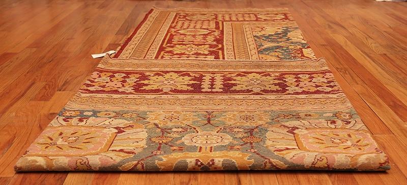 Fold In One Carpet End Half Way - Nazmiyal