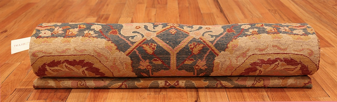 Nazmiyal Guide To Rolling Up Rugs and Carpets