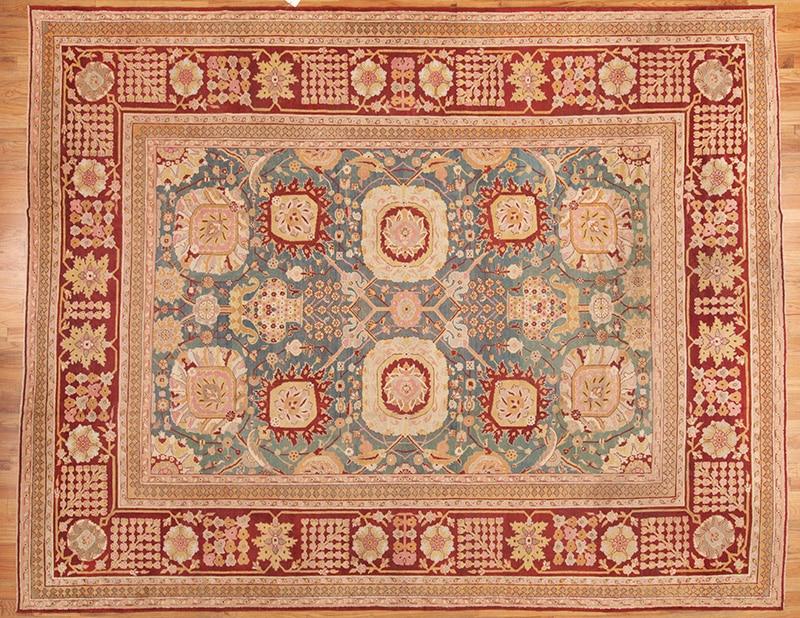 Lay The Rug Flat On The Floor - Nazmiyal