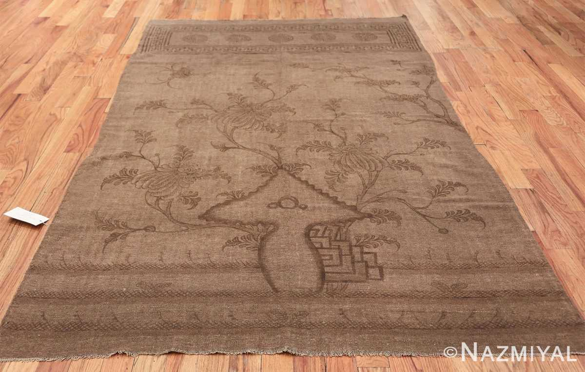 Antique Mongolian Kilim Rug 49800 whole Nazmiyal