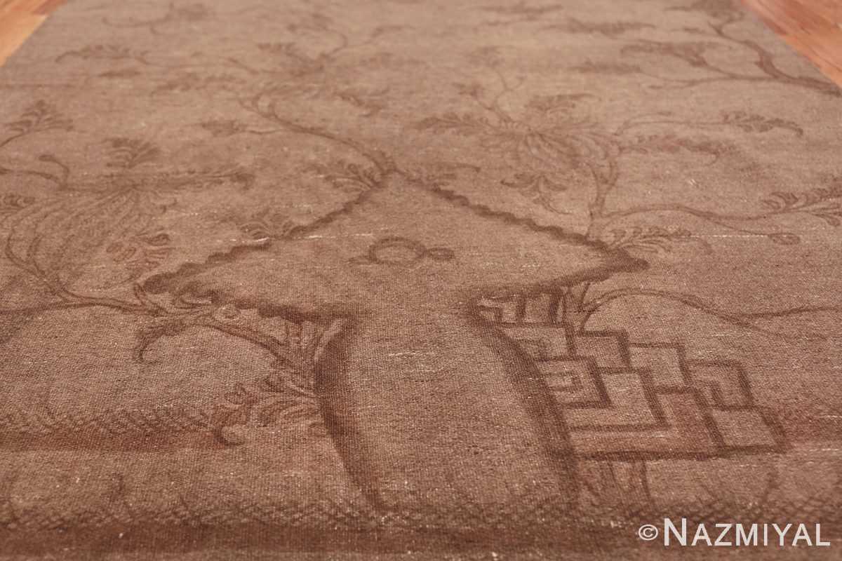 Antique Mongolian Kilim Rug 49801 field Nazmiyal