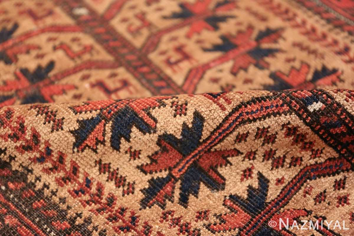 Antique Tribal Persian Baluch Rug 49787 Pile Nazmiyal