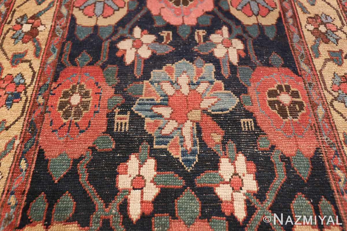 Early 19th Century Tribal Persian Northwest Runner 49499 animal pattern Nazmiyal