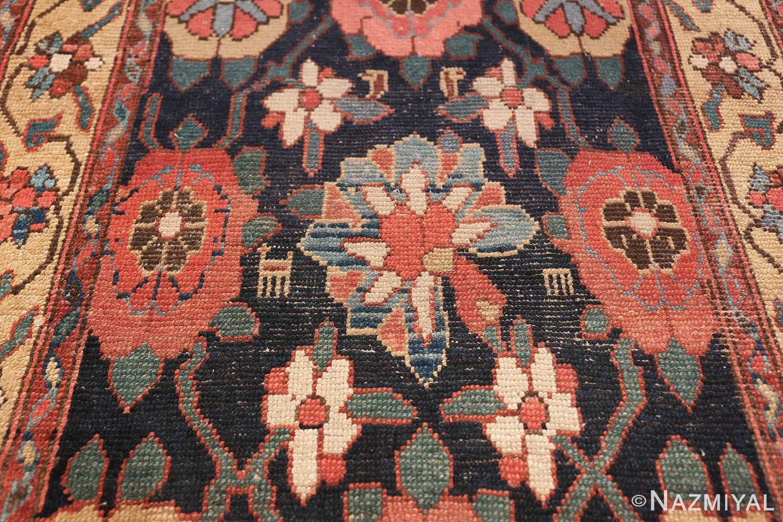 Early 19th Century Tribal Persian Northwest Runner 49499 animal pattern Nazmiyal