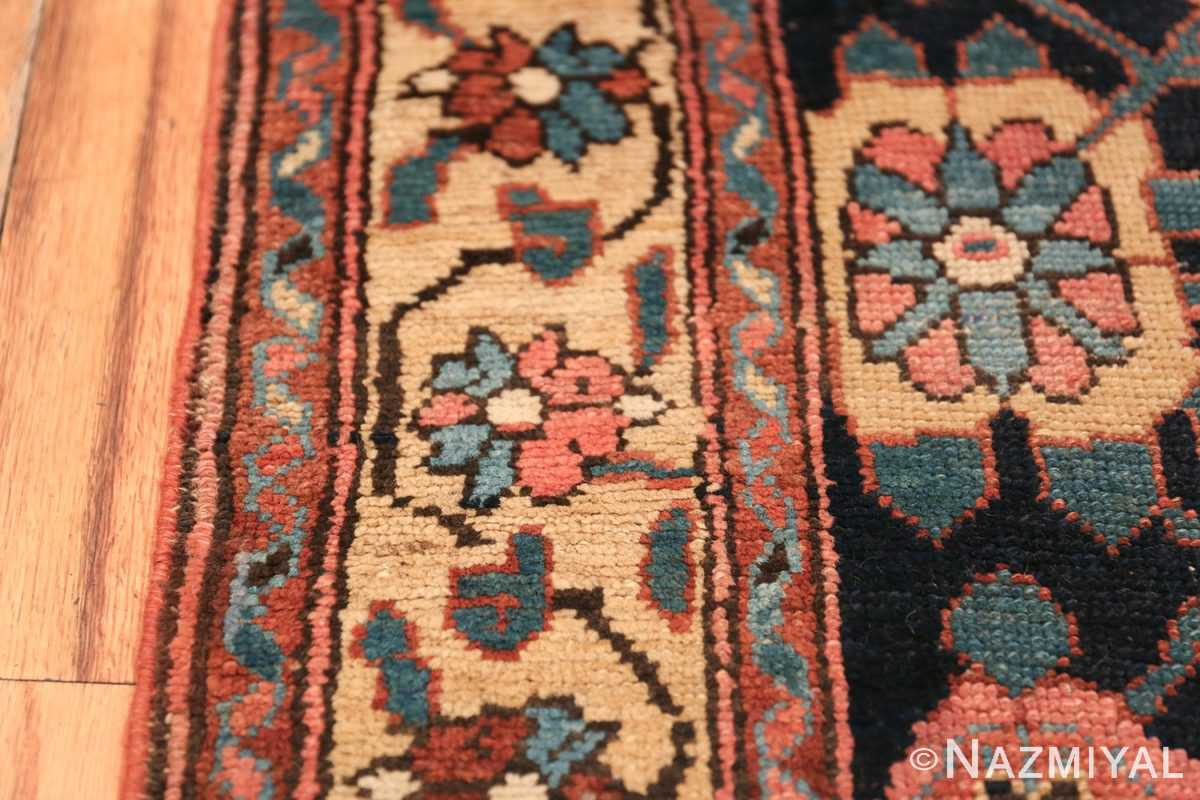 Early 19th Century Tribal Persian Northwest Runner 49499 border Nazmiyal