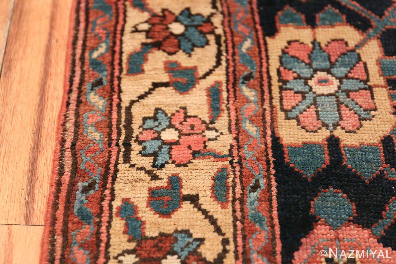 Early 19th Century Tribal Persian Northwest Runner 49499 border Nazmiyal