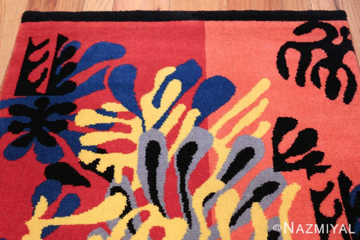 Henri Matisse Mimosa Vintage Rug 49809 Top Design Nazmiyal