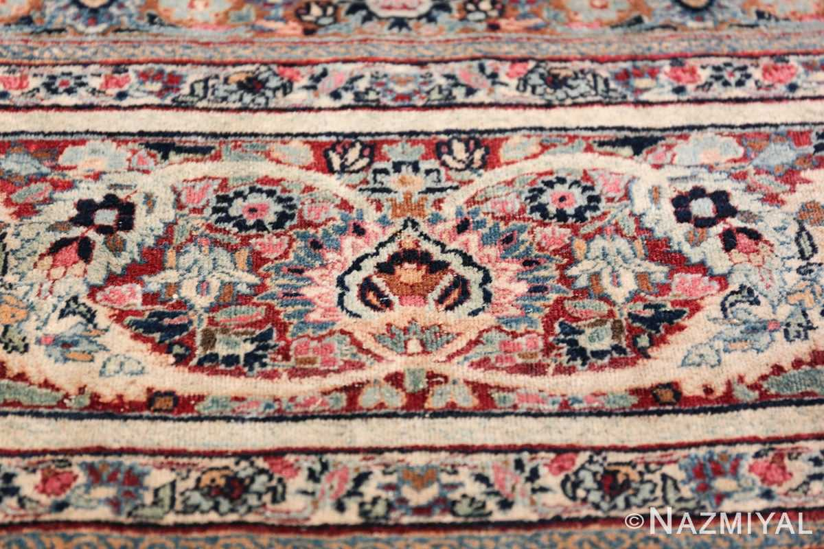 Large Antique Persian Khorassan Rug 49694 Texture Nazmiyal