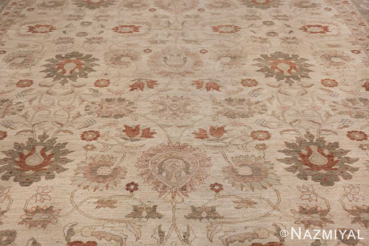 Large Modern Tabriz Design Egyptian Rug 49805 field Nazmiyal