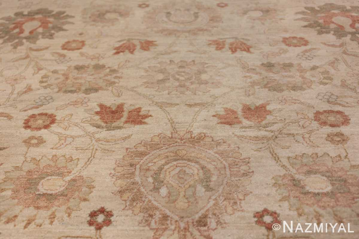 Large Modern Tabriz Design Egyptian Rug 49805 scrolls Nazmiyal