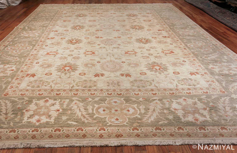 Large Modern Tabriz Design Egyptian Rug 49805 whole Nazmiyal