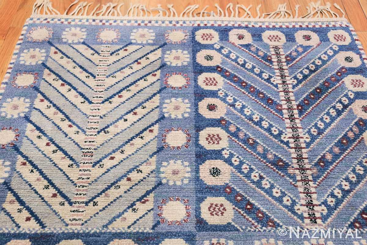 Marianne Richter vintage Scandinavian Pile Rug For Marta Mass 49824 Top Design Nazmiyal