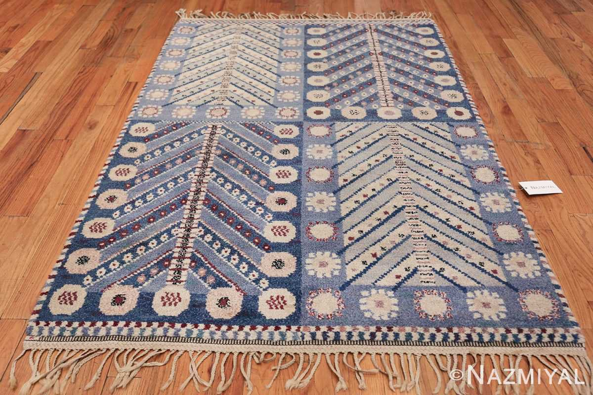 Marianne Richter vintage Scandinavian Pile Rug For Marta Mass 49824 Whole Design Nazmiyal