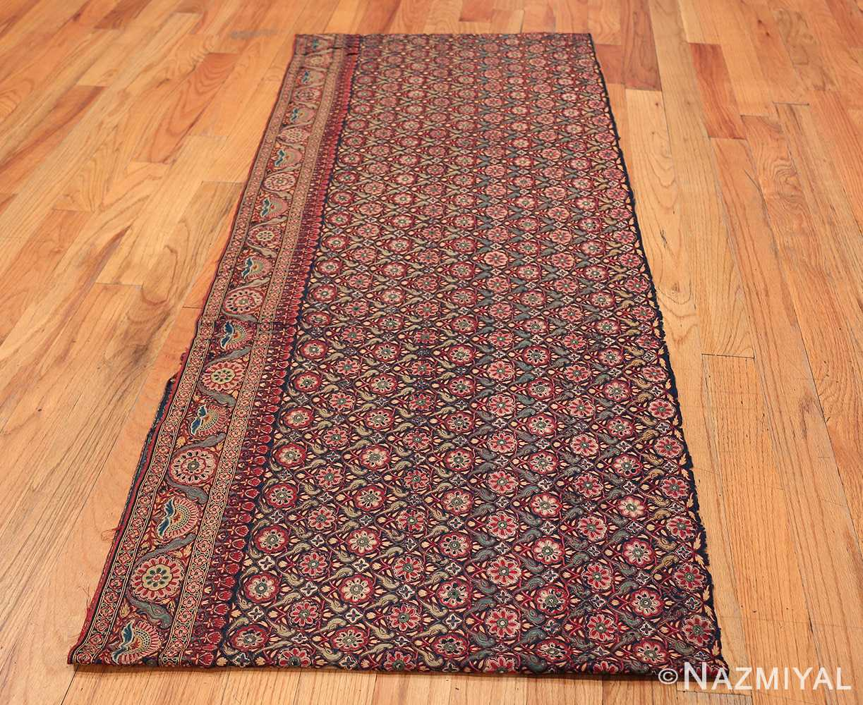18th Century Indian Embroidery Textile 40364 Whole Design Nazmiyal